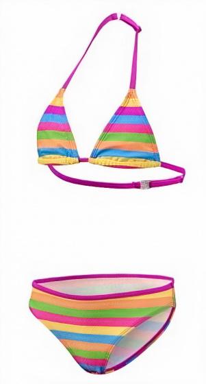 Beco triangle bikini Pop Colour meisjes polyamide maat 152