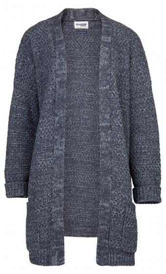 Blueloop Originals vest Comfy Holiday dames polyamide blauw mt S