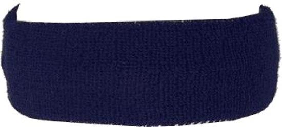BluePoint haarband unisex navy