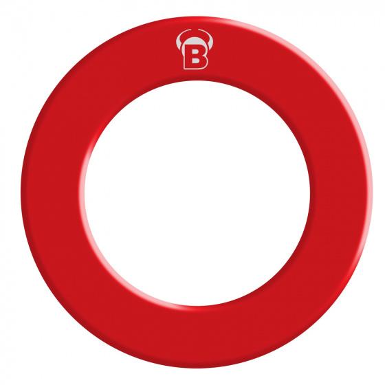 Bull's dartbord surround 45 cm rood