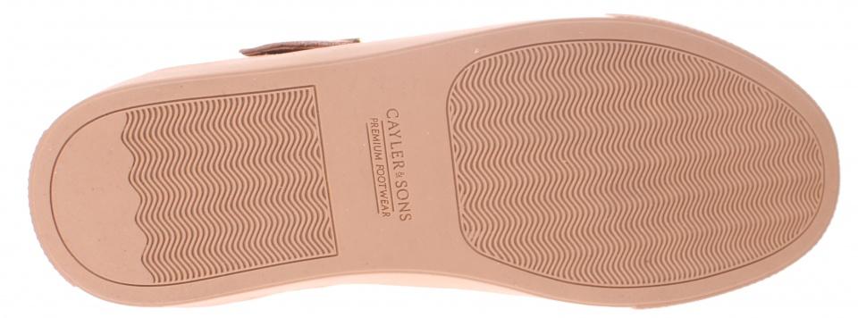 Cayler & Fils Sneakers Hommes Sashimi Bleu Taille 44.5 EYhwO