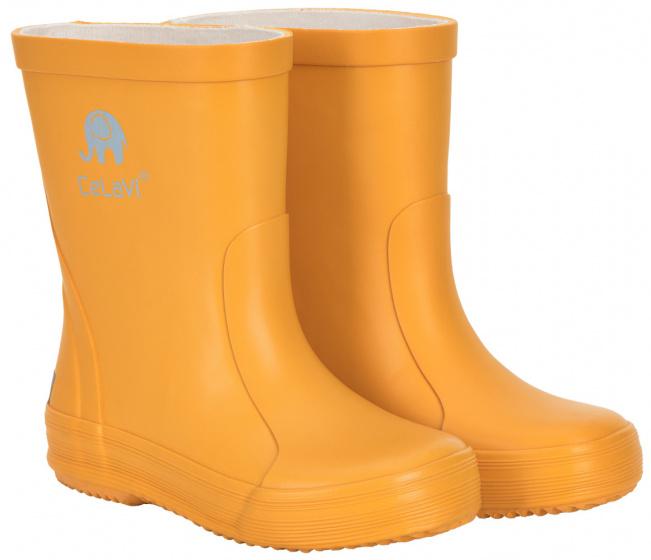 CeLaVi regenlaarzen Wellies junior rubber oranje 9