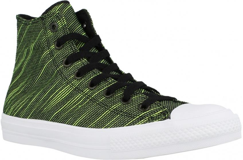 Chaussures De Sport Converse Ctas Ii Tricot Salut Unisexe Anthracite qRPMpQdWEm