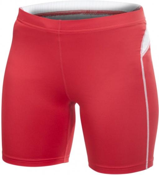 Craft sportbroek T&F Short Tight dames rood maat XXL Sport & Casuals kopen tegen de laagste prijs