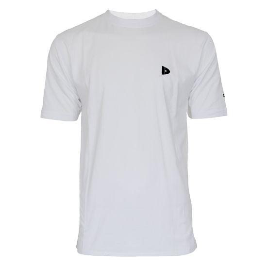 """kopen Sport & Casuals>Sportkleding>Sportshirts """" /></p> <p>Donnay Essential Linear sport T-shirt Het Donnay T-shirt voor heren is gemaakt van 100% katoen en draagt daardoor erg comfortabel. Het Donnay T-shirt is gekend om zijn ruime pasvorm. Specificaties: Geslacht: heren Kleur: wit Maat: XL Materiaal: katoen</p> <h2> Donnay </h2> <p>Wit<br /> Ean 8717528105651<br /> SKU </p> <p>XL</p> <p>Op werkdagen voor 16:00 uur<br /> Heren</p> <h3> <p>4</p> </h3> <p>Donnay</p> <p>Wit<br /> XL<br /> 47.00</p> <p>Heren</p> <p>EUR</p> <p>Actieprijs vandaag : 8.90 Euro</p> <p><a href="""