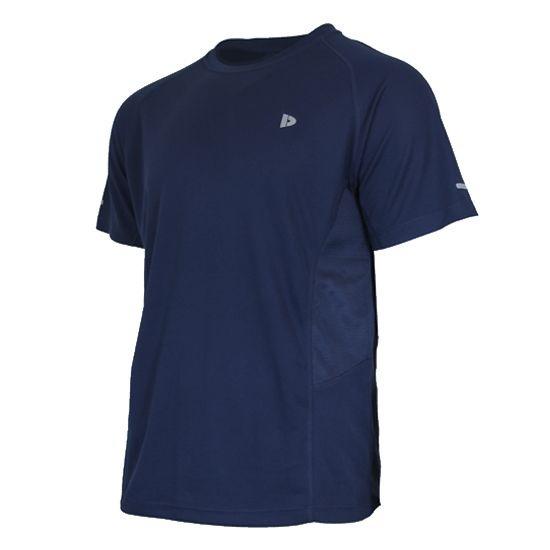 Donnay T shirt Multi sport heren donkerblauw maat XXL