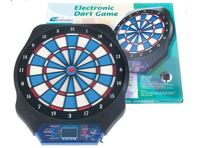 Echowell Elektronisch Dartbord Met Pijlen en Geluid