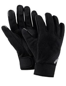 Erima Sporthandschoen Smart Touch Zwart Maat 5