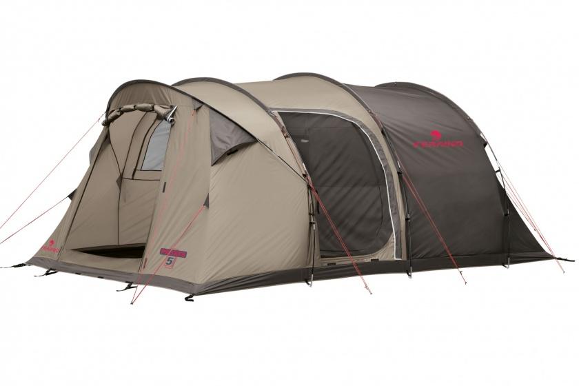 Ferrino tent Proxes 5 personen Deluxe bruin 320x470x200cm