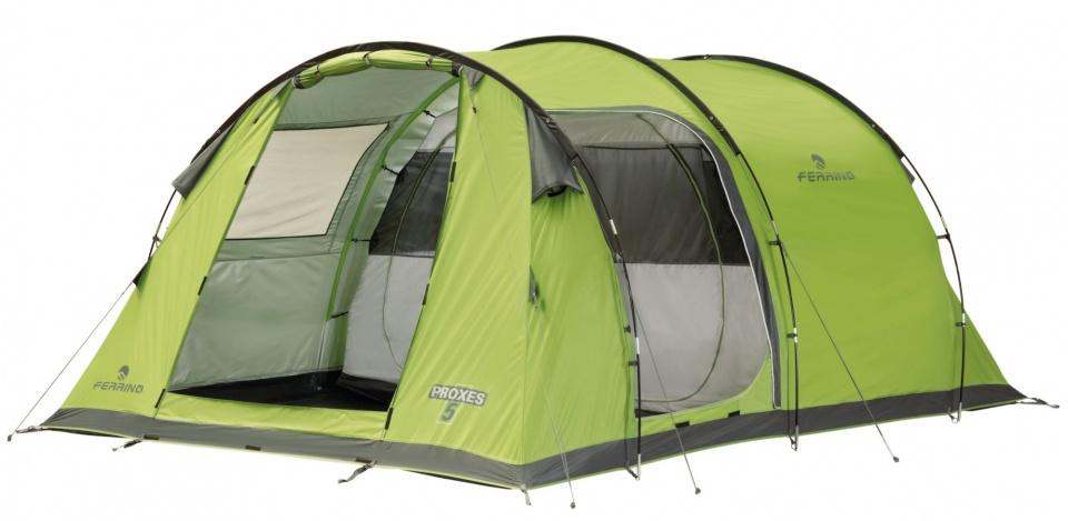 Ferrino tent Proxes 5 personen groen 420 x 320 x 200 cm
