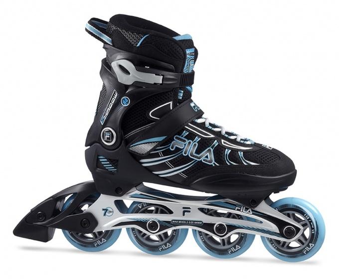 51c0ab323b3 Fila inline skates Shadow 84 ladies black - Internet-Sport&Casuals