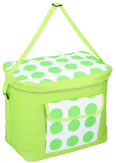 Fresh & Cold koeltas 26 L polyester groen