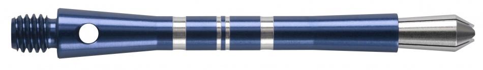 Harrows Darts Colette Shaft Blauw Kort