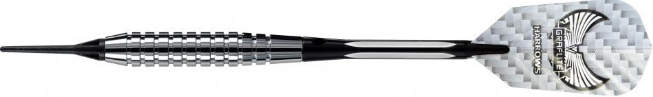 Harrows Darts Silver Arrow Dartpijlen Softtip 16 Gram