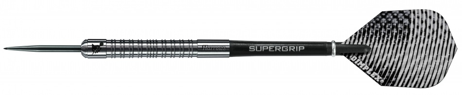 Harrows Darts Dartpijlen Supergrip Steeltip 90 Procent 25 Gram