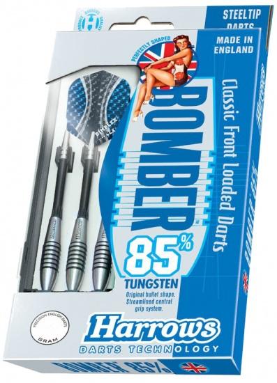 Harrows Darts Dartpijlen Bomber 85% tungsten steeltip 21 gram