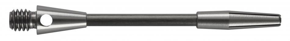 Harrows Darts Carbon Plus Shaft Short 3 Stuks