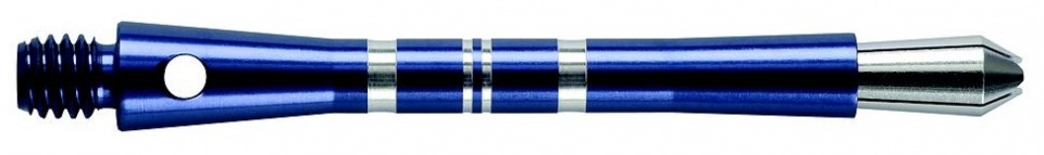 Harrows Darts Colette shaft medium blauw 3 stuks