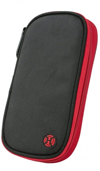 Harrows Darts Darts Etui Zipper Rood / Zwart