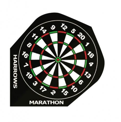 Harrows Darts Flight 1508 Marathon Dartbord