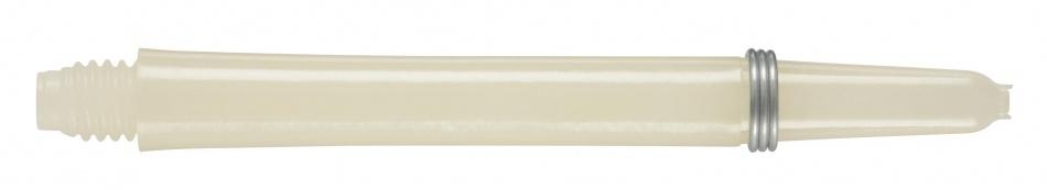 Harrows Darts Nylon Spring Shaft Wit Extra Short 3 Stuks
