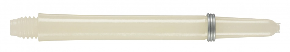 Harrows Darts Nylon Spring Shaft Wit Short 3 Stuks