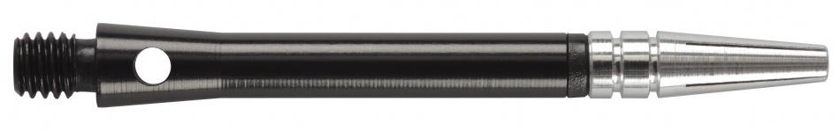 Harrows Darts Revolver Shaft Zwart Medium 3 Stuks