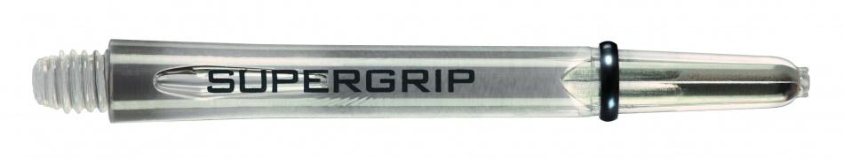 Harrows Darts Supergrip Nylon Shaft Smokey Medium 2BA 3 St.