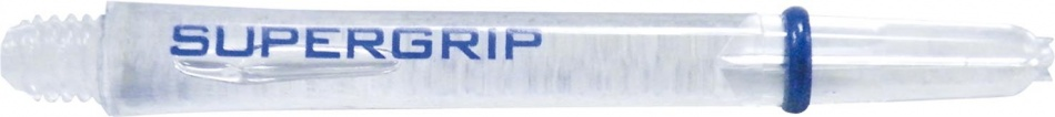 Harrows Darts Supergrip Nylon Shaft Transp. Medium 2BA 3 St.