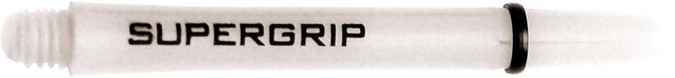 Harrows Darts Supergrip Nylon Shaft Wit Medium 2BA 3 Stuks