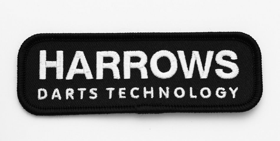 Harrows Darts Technology Badge