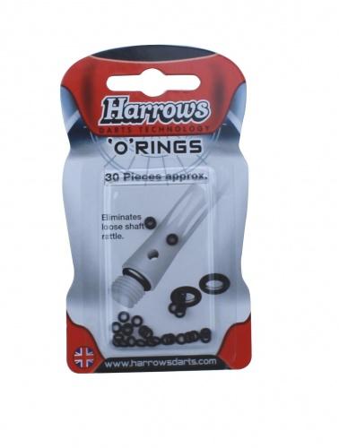 Harrows Darts O Rings Per 30 Stuks