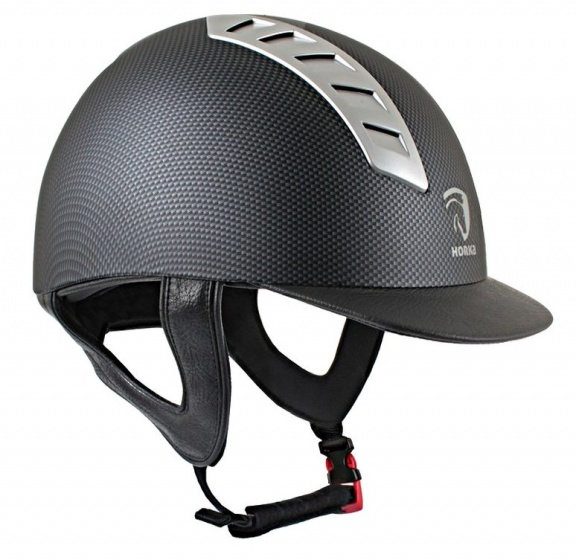 HORKA ruitercap Arrow unisex carbon zwart