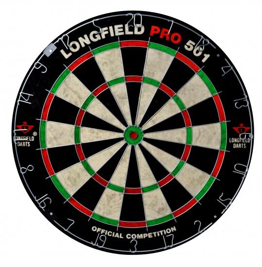 Longfield Games Dartbord Wedstrijd Chinees Sisal