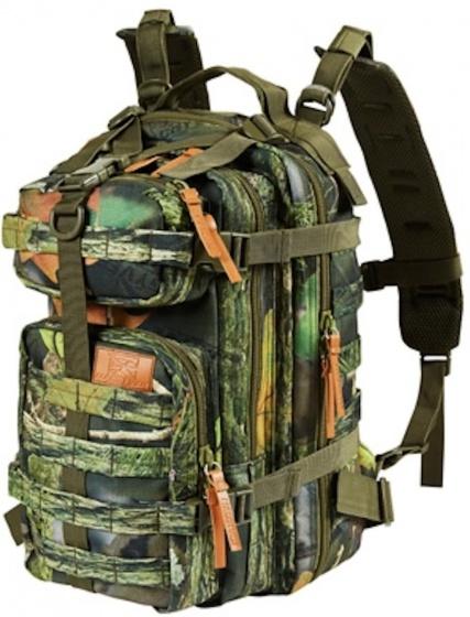 MacGyver rugzak Tactical 26 liter legergroen 25 x 25 x 41 cm