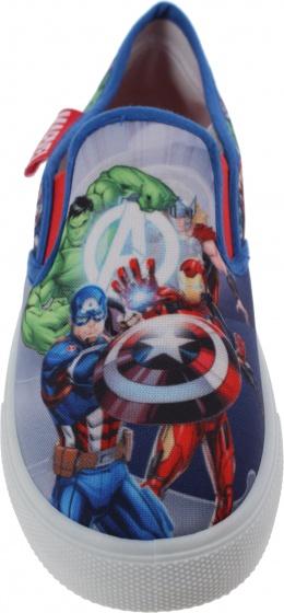 Marvel Avengers Mocassins Garçons Bleu Taille 34 3ZXMF9nw