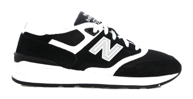 new balance sneakers heren wit