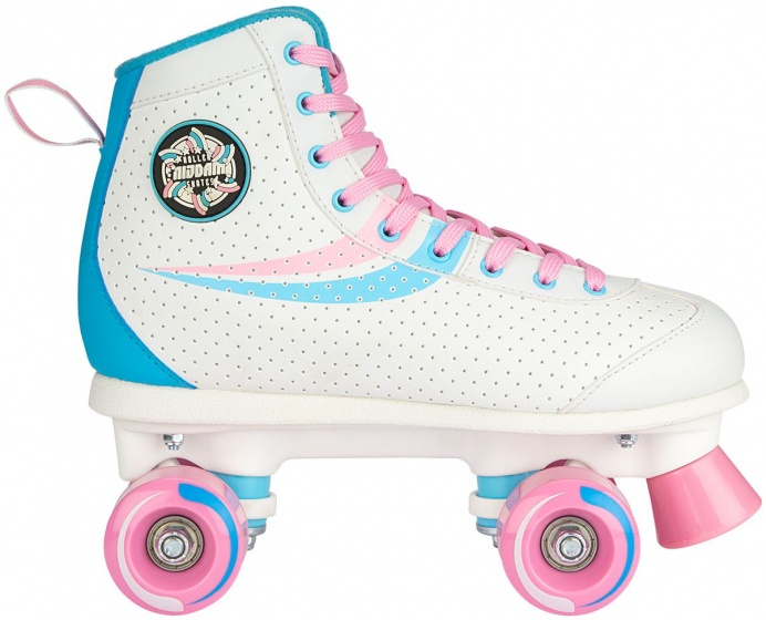 193c9ba91ee Nijdam roller skates Retro women white - Internet-Sport&Casuals