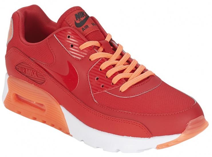 Nike Air Max 90 Ultra sneakers dames rood maat 40,5