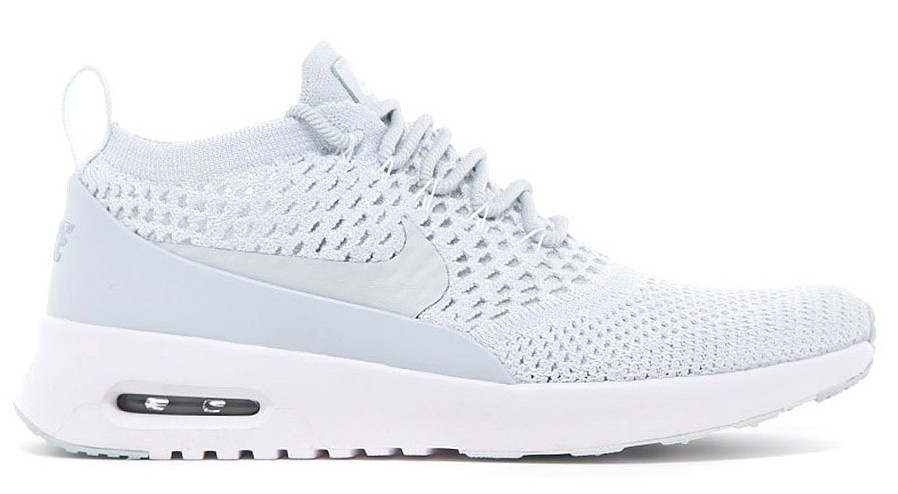 Nike Air Max Thea Ultra Flyknit sneakers dames wit maat 38
