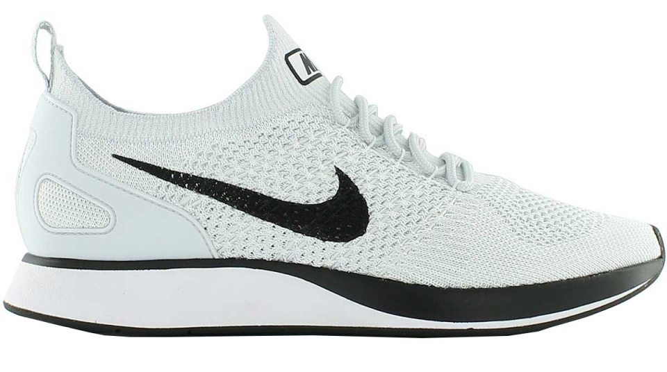 Nike sneakers Air Zoom M Flyknit Racer heren wit mt 47