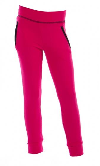 Papillon sportbroek Dance Crew meisjes roze maat 152