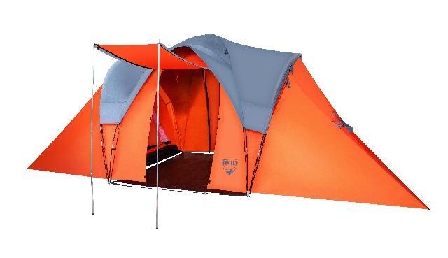 Pavillo Tent Campbase X6 luifel 6 Persoons 610 x 240 x 210 cm
