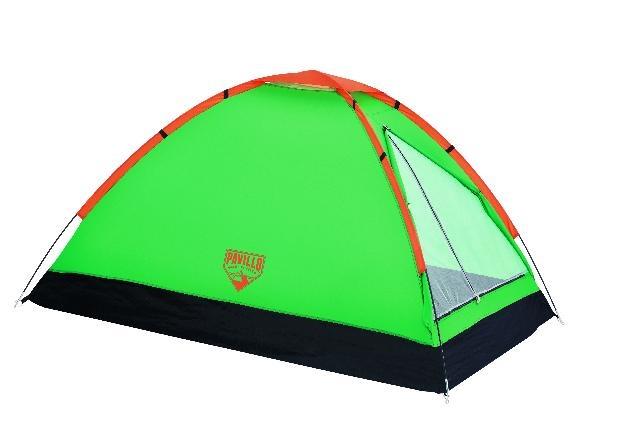Pavillo Tent Monodome X2 2 Persoons 205 x 145 x 100 cm groen