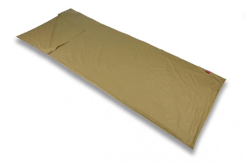 Polydaun slaapzak laken deze lakenzak is onmisbaar in elke slaapzak. het zorgt voor extra hygiëne, omdat het ...