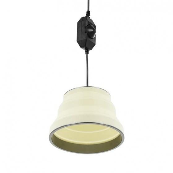 ProPlus hanglamp camping led beige 15 cm