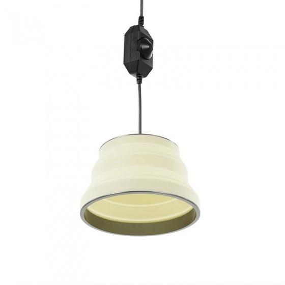 ProPlus hanglamp camping led beige 20 cm