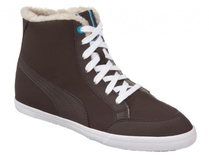 Casual Chaussures Puma Brun Pour Les Occasionnels D'hiver Pour Les Femmes uo7BvnXmYa