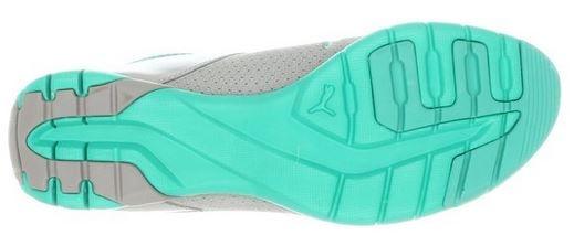 Futur Chat Puma Femmes Super Lt Baskets Taille Gris Vert 37 W1CSL0jedS