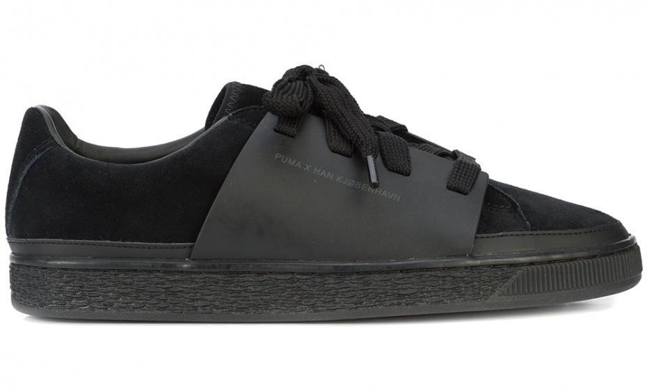 2aa762a2b67 Puma sneakers Suede HAN heren zwart.